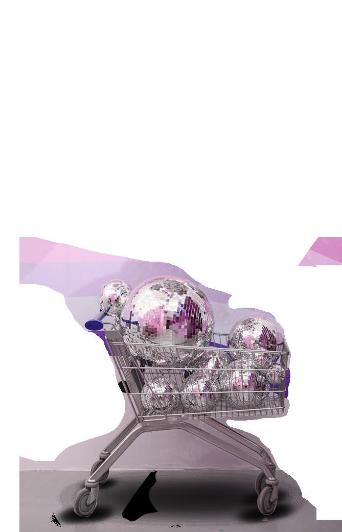 Cart Discoballs